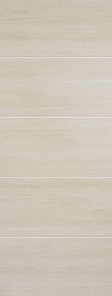 Ivory Laminated Santandor Fire Door